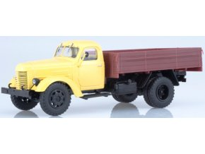 Russian Trucks - ZIS-150, nákladní, 1/43