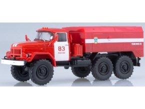 Russian Trucks - ZIL-131 hasiči UMP-350, 1/43