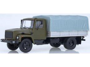 Russian Trucks - GAZ-3309, nákladní, 1/43