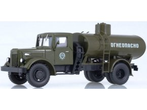 MODIMIO - MAZ-200 AC-8-200, cisterna, 1/43