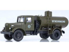 Russian Trucks - MAZ-200 AC-8-200, cisterna, 1/43