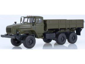 Russian Trucks - URAL-43202, nákladní, 1/43