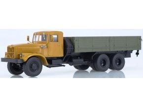 Russian Trucks - KrAZ-257B1, nákladní, 1/43