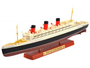 De Agostini - RMS Queen Mary, 1936, 1/1250