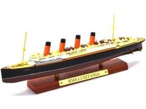 De Agostini - RMS Lusitania, 1907, 1/1250