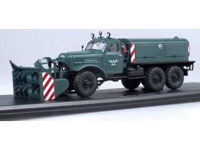 Start Scale Models - ZIL-157E, D-470 sněžná fréza, 1/43