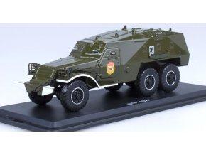 Start Scale Models - BTR-152K, sovětská armáda, 1/43