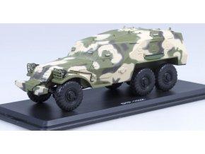 Start Scale Models - BTR-152K, sovětská armáda, maskovací, 1/43