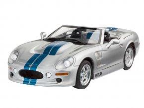 Revell - Carroll Shelby International - Shelby Series I, ModelSet 67039, 1/25