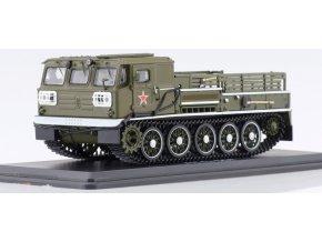 Start Scale Models - ATS-59, sovětský pásový transportér, 1/43