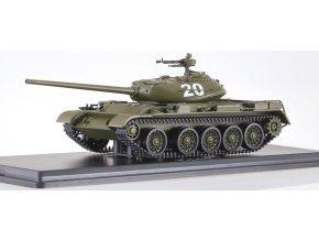 Start Scale Models - T-54-1, sovětská armáda, 1/43