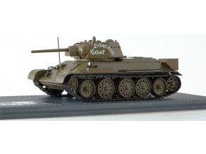 Start Scale Models - T-34/76, sovětská armáda, 1/43