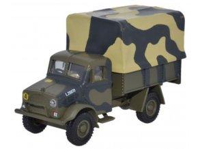 Oxford - Bedford OXD, 1.obrněná divize, 1941, 1/76