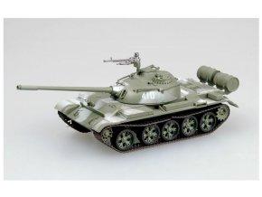 Easy Model - T-54, USSR, zimní kamufláž, 1/72 - Vrácený model