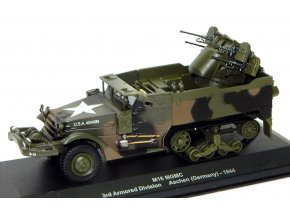 Eaglemoss - M16 Half-Track, 3.obrněná divize, Aachen, 1944, 1/43