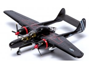 "Air Force One - Northrop P-61B Black Widow, USAAF 418th NFS ""Black Panther"", Pacifik, 1944, 1/72"