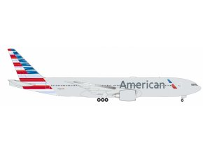 Herpa - Boeing  B 777-223ER, dopravce American Airlines, USA, 1/500