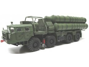 Model Collect - raketový systém S-300 PMU1/PMU2, 1/72