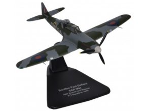 Oxford - Boulton Paul Defiant, RAF No.277 Sqn, 1942, 1/72