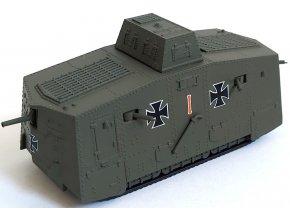 Panzerkampf - A7V, německá armáda, 1917, 1/72