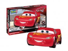 Revell - Lightning McQueen, EasyClick ModelSet 67813, 1/24