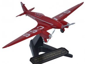 "Oxford - de Havilland DH.88 Comet, G-ACSS ""Grosvenor House"", 1/72"