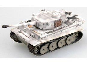 "Easy Model - Henschel Sd.Kfz.181 Tiger I., divize SS ""LAH"", Charkov, 1/72"