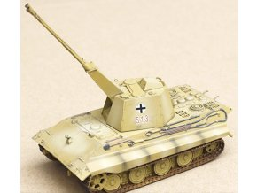 Model Collect - E-75 Standard flakpanzer, Německo, 1945,  1/72