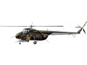 Altaya/IXO - Mil Mi-4A Hound, sovětská armáda, 1/72
