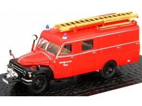 Atlas Models - LF 8 Hanomag AL 28, hasičské auto, 1/72