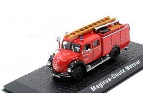 Atlas Models - TLF 16 Magirus-Deutz Mercur 125A, hasičské auto, 1/72