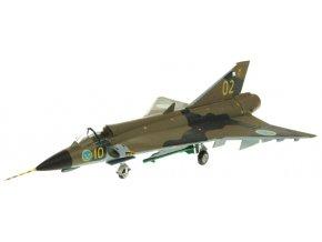 Aviation 72 - Saab Draken, švédské vzdušné síly, 1/72