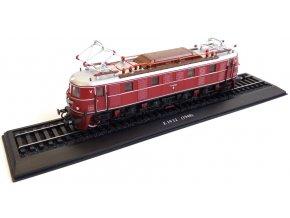 Atlas Models - lokomotiva E 19 12, Německo, 1940, 1/87
