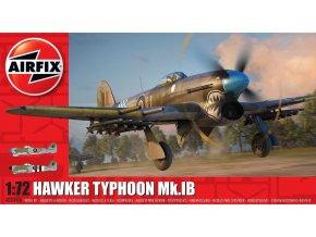 Airfix - Hawker Typhoon Mk.Ib, Classic Kit A02041A, 1/72