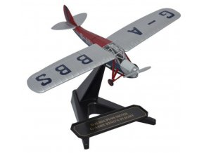 Oxford - de Havilland DH.80A Puss Moth, G ABBS Kings Flight, 1/72