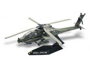 Revell - Hughes AH-64 Apache, Snap Kit MONOGRAM 1183, 1/72