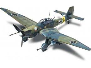 Revell - Junkers Ju-87G-1 Stuka, Plastic ModelKit MONOGRAM 5270, 1/48