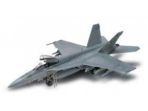 Revell - Boeing F/A-18E Super Hornet, Plastic ModelKit MONOGRAM 5850, 1/48