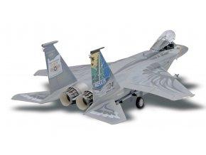 Revell - McDonnell Douglas F-15C Eagle, Plastic ModelKit MONOGRAM 5870, 1/48