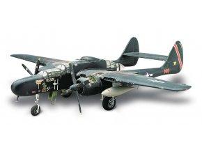 Revell - Northrop P-61 Black Widow, Plastic ModelKit MONOGRAM 7546, 1/48