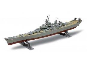 Revell - USS Missouri (BB-63), Plastic ModelKit MONOGRAM 0301, 1/535