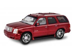 Revell - Cadillac Escalade 03, Plastic ModelKit MONOGRAM 4482, 1/25
