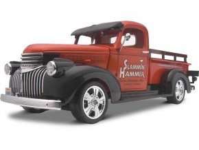 Revell - Chevy® Pickup  '41 2 'n 1, Plastic ModelKit MONOGRAM 7202, 1/25