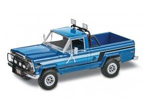 "Revell - Jeep® Honcho  '80 ""Ice Patrol"", Plastic ModelKit MONOGRAM 7224, 125"
