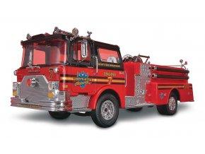 Revell - Max™ Mack Fire Pumper, Snap Kit MONOGRAM 1225, 1/32