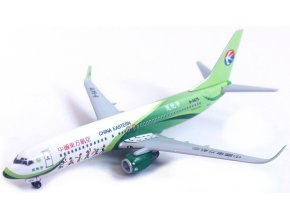 Dragon - Boeing B737-800, dopravce China Eastern Airlines, Čína, 1/400