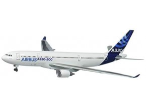 Dragon - Airbus A330-200, společnost Airbus Industries, Francie, 1/400