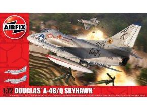 Airfix - Douglas A4B/Q Skyhawk, Classic Kit A03029A, 1/72