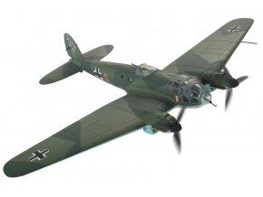 Corgi - Heinkel He-111P, 5J+CN, Oslo, 1940, 1/72