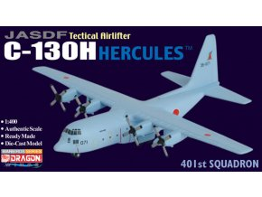 Dragon - Lockheed C-130H Hercules, JASDF, Japonsko, 2004, mise Irák, 1/400
